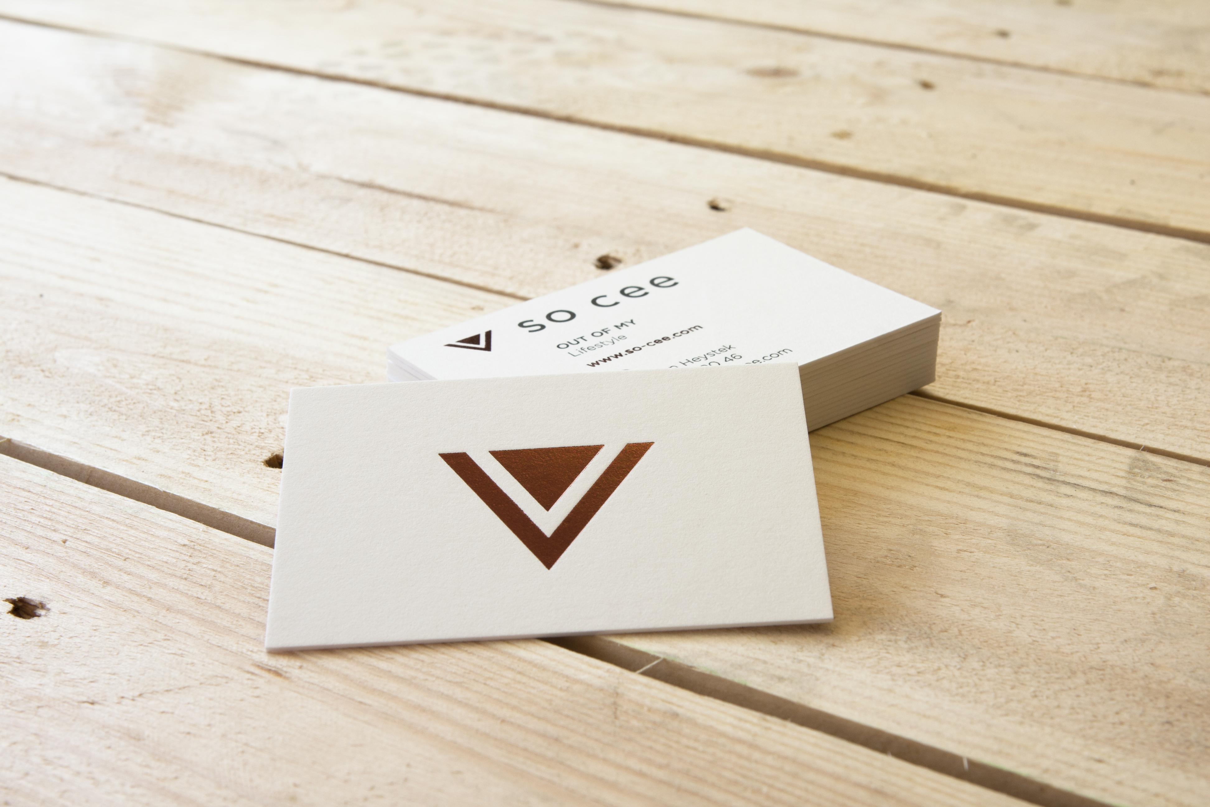 Papyrus Gallery - ReproPrintXL - Business Cards So Cee